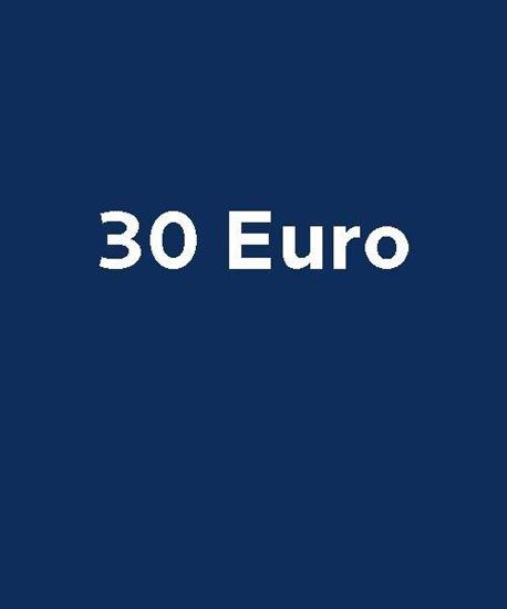 Bild von Wertgutschein 30 Euro