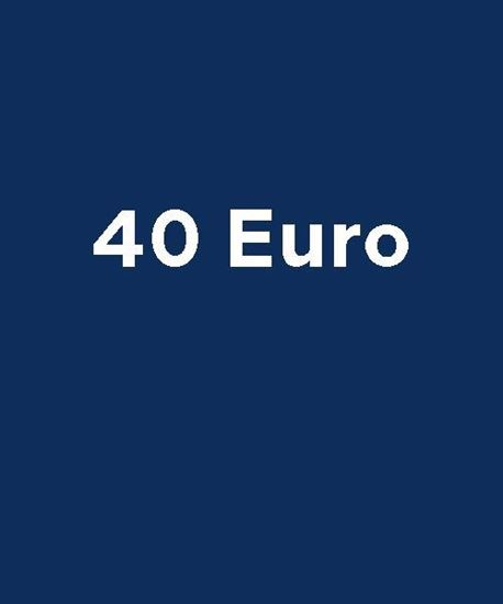 Bild von Wertgutschein 40 Euro