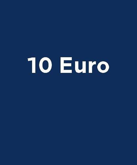 Bild von Wertgutschein 10 Euro