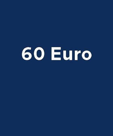 Bild von Wertgutschein 60 Euro
