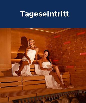 Bild von Gutschein Sauna Tageskarte