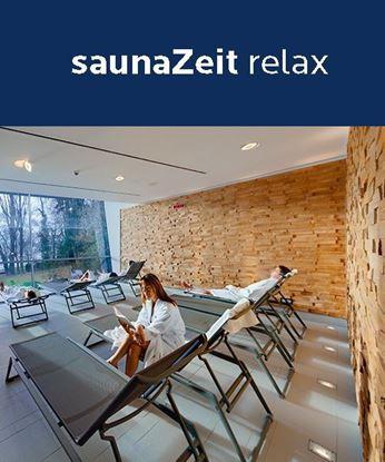 Bild von Gutschein saunaZeit relax