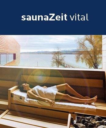 Bild von Gutschein saunaZeit vital