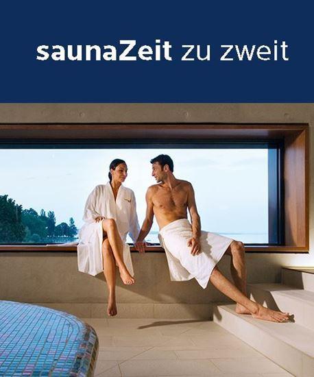 Bild von Gutschein saunaZeit zu zweit