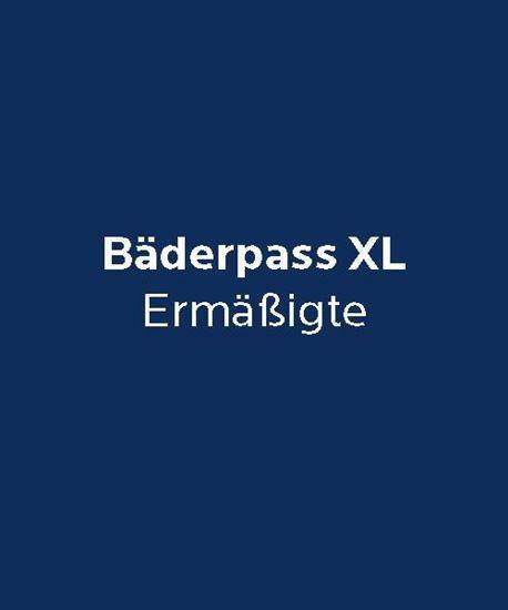 Bild von Gutschein Thermalbad Bäderpass XL Ermäßigt