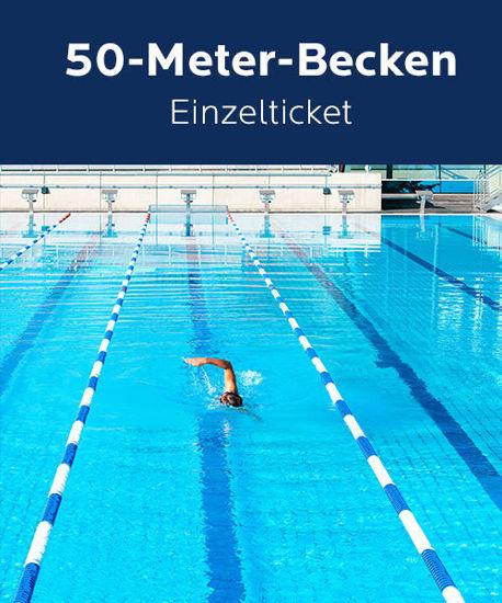 Bild von 50-Meter-Becken Einzeleintritt